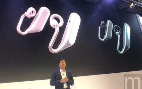 batch resize 13 Sony強調重現空氣傳遞聽感的概念耳機 正名為Xperia Ear Duo、3月起於全球市場上市,台灣預計5月開賣