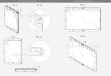 76998ab9344d4e20848ae59f2bff245f side 相關專利顯示三星螢幕可折疊手機Galaxy X具體面貌,以及全新手機與智慧手錶設計