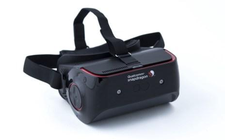 Qualcomm攜手tobii眼球追蹤技術 讓VR頭戴裝置互動體驗更好