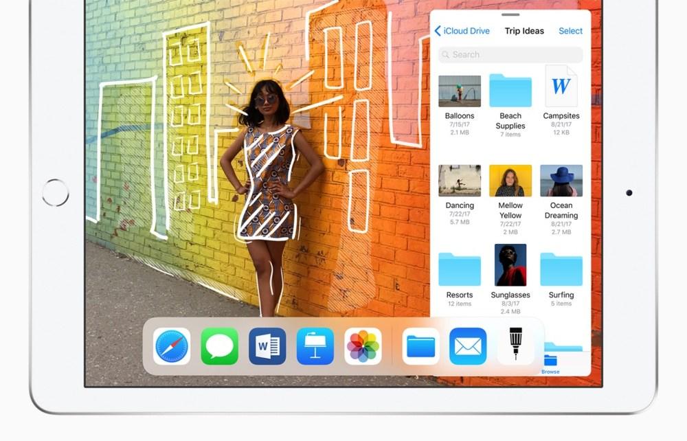 resize ipad 9 7 inch pencil slider 32718 新款9.7吋iPad揭曉 終於加入支援Apple Pencil、AR內容應用