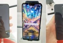 032d91eef01f3a294fbe75909525bc315d607cf7 side HMD Global首款全尺寸、「瀏海」造型螢幕手機 Nokia X於北京快閃店亮相