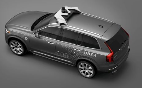 194845 Volvo Cars and Uber join forces to develop autonomous driving cars.0 消息指稱Uber致死車禍原因在於路況識別軟體強度被調低