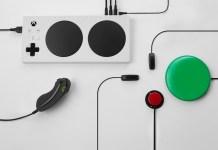 cords 1920 強調遊戲遊玩平等 微軟針對殘疾玩家打造特殊可擴充的Xbox控制器