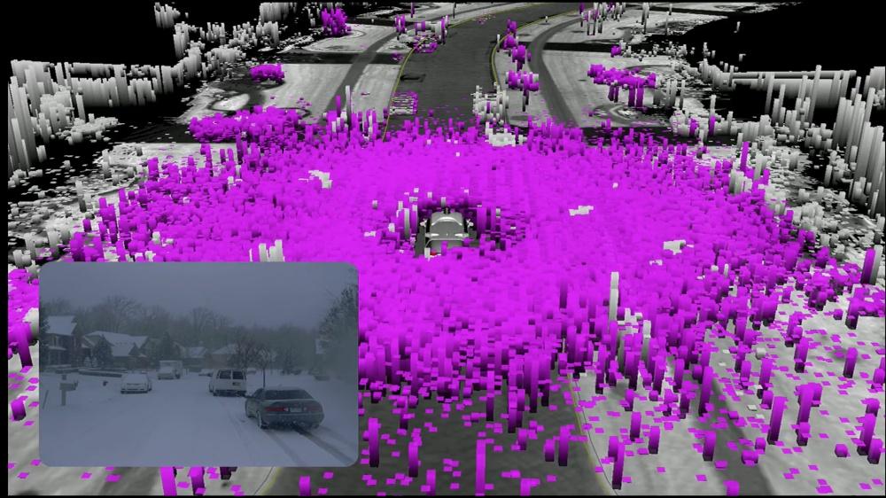resize 螢幕快照 2018 05 09 上午2.47.50(2) Google自駕車同樣透過模擬訓練累積上路經驗 大雪情況依然可安全行駛
