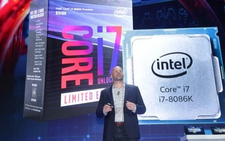 resize Intel News photo 2 紀念成立50週年、x86架構40週年 Intel推時脈可達5.0GHz的特別版處理器