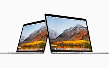 Apple MacBook Pro update 13in 15in 07122018 1 換上Core i9的MacBook Pro跑不快? 只是處理器自我保護機制啟動