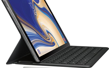 Galaxy Tab S4外觀亮相 去除實體Home鍵、S Pen採全新造型設計