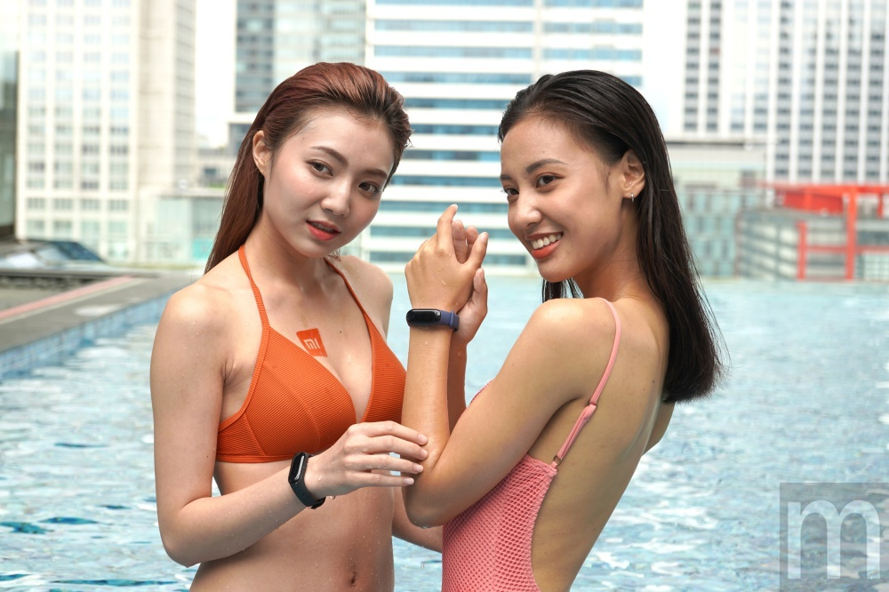 DSC05333 小米手環3、第二代Amazfit運動手錶登台 小米結盟摩曼頓擴展穿戴裝置市場