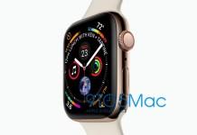 apple watch series 4 9to5mac 1 疑似新款iPhone、Apple Watch官方宣傳圖像曝光 將加入全新金色設計
