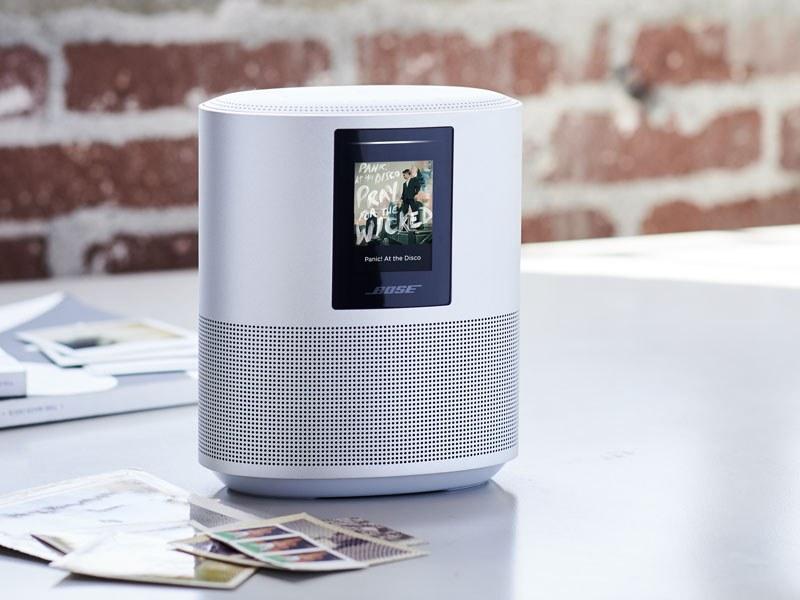 b03 o Bose推出旗下首款智慧喇叭 未來將支援各家數位助理服務、對應AirPlay 2