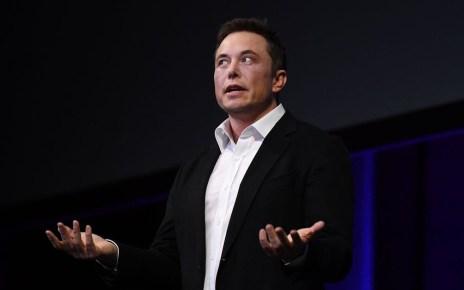 855370074.jpg.0 美國證券交易委員會提訴 Tesla執行長可能因個人言論面臨牢獄之災