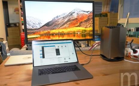 batch DSC05674 動手玩/搭載Core i9處理器、32GB記憶體的15吋MacBook Pro值不值得買?