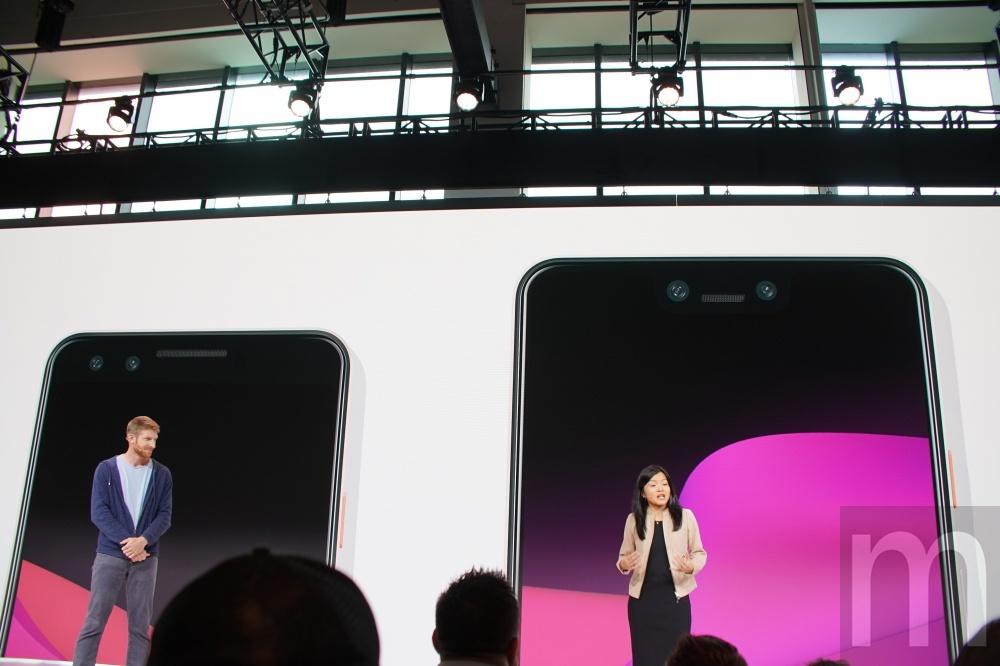 DSC07345 Google揭曉Pixel 3、Pixel 3 XL「真正」面貌 增加全新粉色、更多拍攝功能