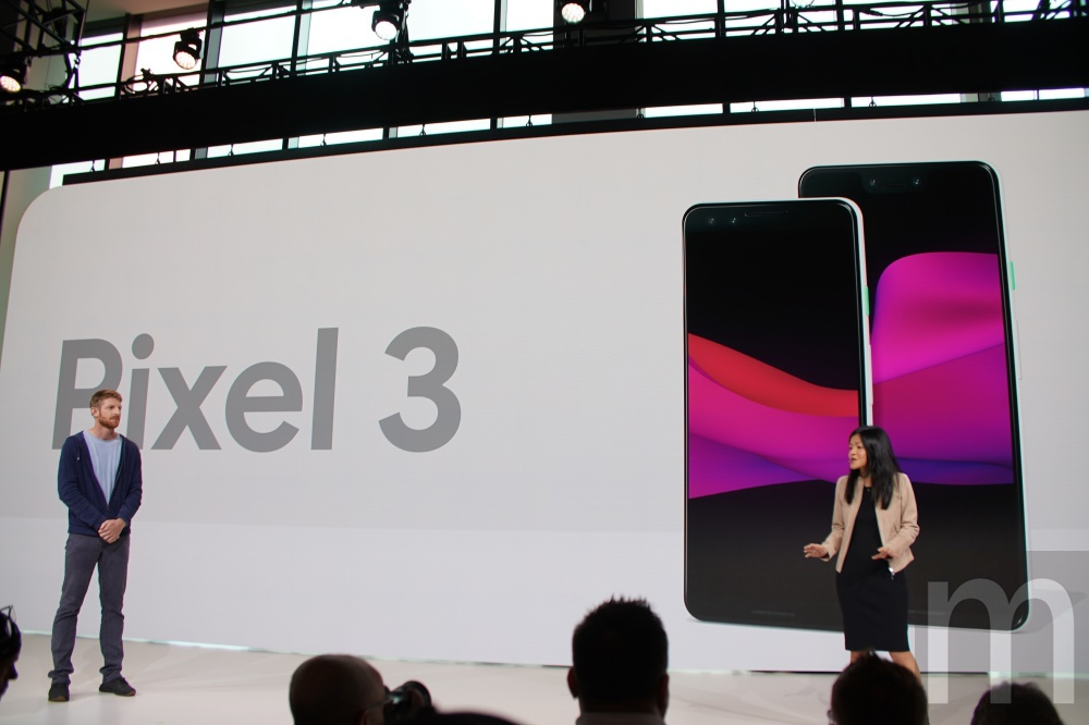 DSC07376 Google揭曉Pixel 3、Pixel 3 XL「真正」面貌 增加全新粉色、更多拍攝功能