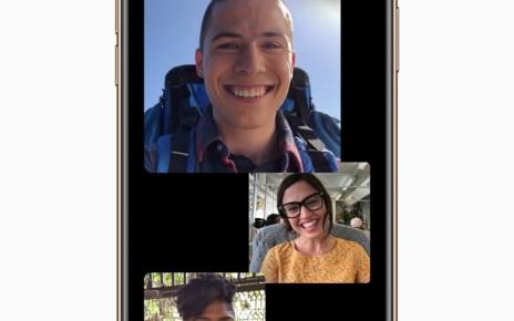 ios 122 emoji facetime group facetime 10292018 iOS 12.1確定釋出 開通eSIM服務、新增32人Group FaceTime與拍攝景深調整功能