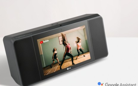 01 WK9 Seeing Beyond Just Hearing Desktop LG搭載Google Assistant的智慧喇叭即將推出