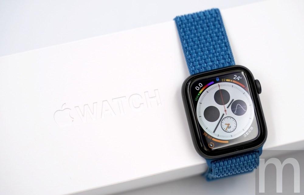 DSC08327 開箱/錶面更大、使用更流暢的Apple Watch series 4大哉問