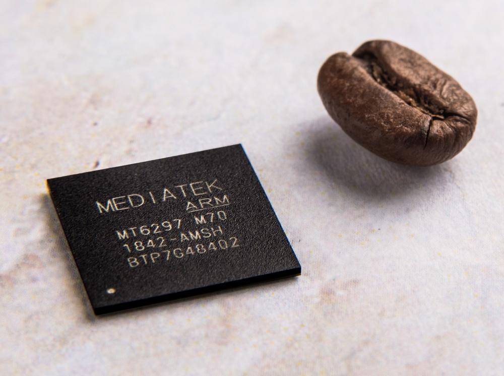 Mediatek M70 1 聯發科確認Helio M70數據晶片明年出貨 加速5G網路市場發展