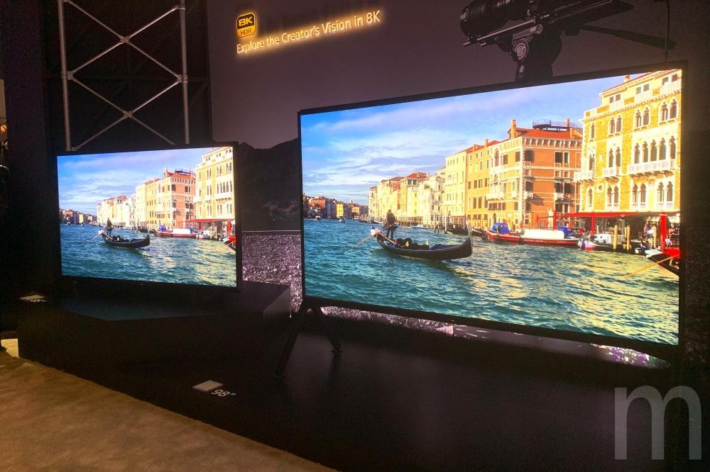 IMG 4223 Sony市售款8K電視身形有些「巨大」 新機同樣加入支援蘋果AirPlay 2