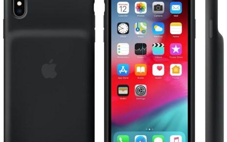 蘋果推出對應iPhone XS系列、XR使用的原廠電池保護殼 新增支援無線充電