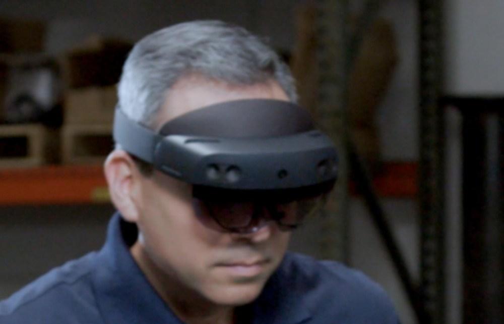 螢幕快照 2019 02 24 上午6.25.00 新款HoloLens外觀曝光 換上更輕巧外型、搭載Snapdragon XR1運算平台