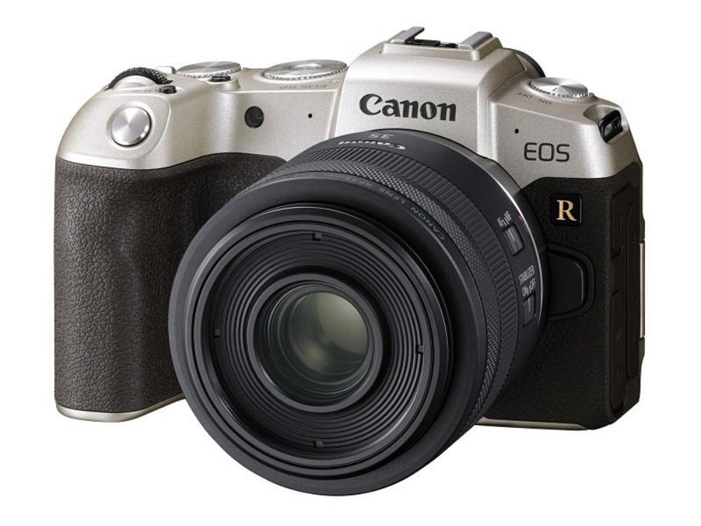 05 Canon正式揭曉輕量款全片幅無反相機EOS RP