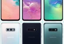 599969b7f5820ff side down Galaxy S10E預計加入多彩設計、與蘋果iPhone XR抗衡