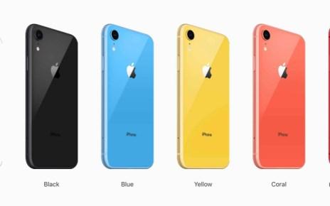 今年預計推出的新款iPhone XR將搭載雙主鏡頭、新增綠色選項