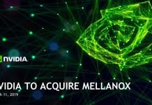 螢幕快照 2019 03 11 下午9.47.53 NVIDIA證實收購以色列晶片設計廠商Mellanox Technologies,強化伺服器等超算領域發展