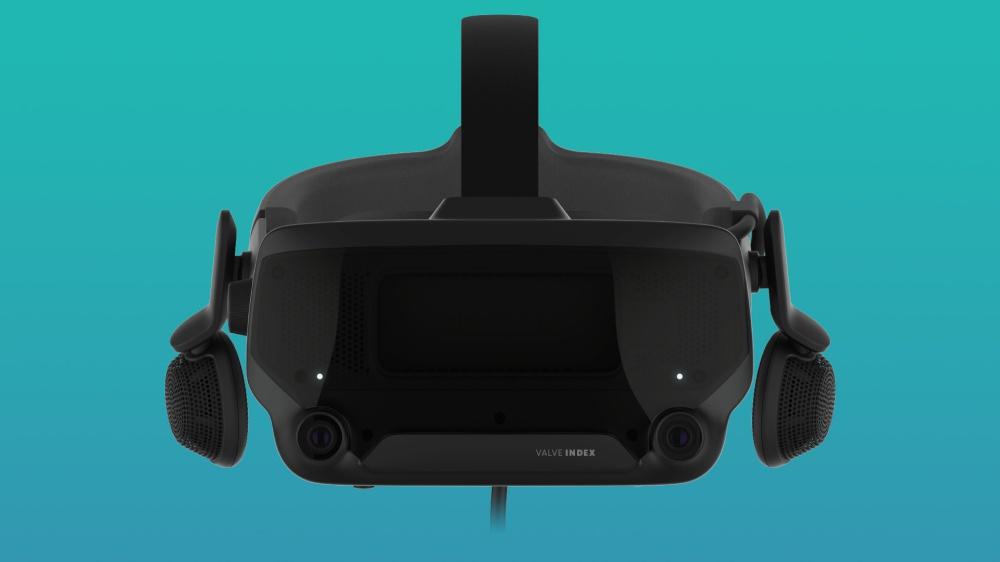 3517922 index Valve自有虛擬實境戴裝置「Index」外觀曝光 預計6月中旬出貨