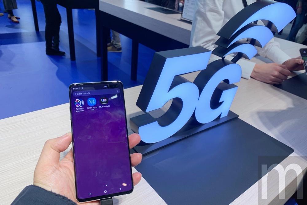 IMG 3789 三款配色,Galaxy S10 5G連網版本將於4/5率先在韓國上市