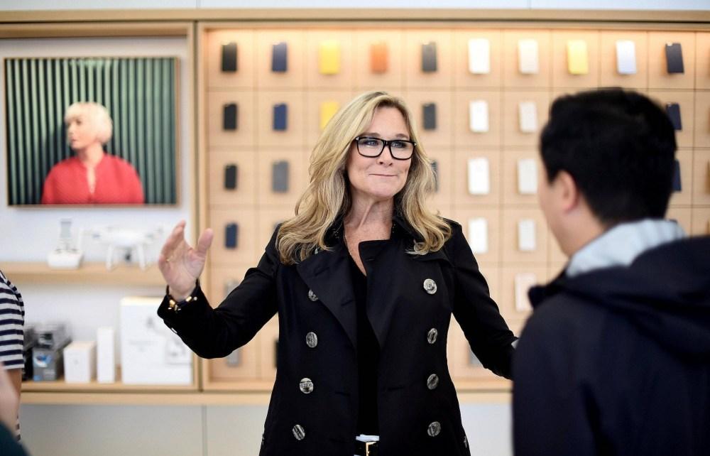 angela ahrendts 曾任Burberry執行長、推動Today at Apple學習課程的Angela Ahrendts正式離開蘋果