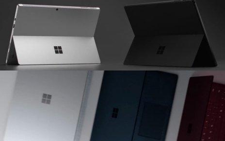 collage 1 消息指稱微軟已經完成打造使用Qualcomm處理器的Surface Pro