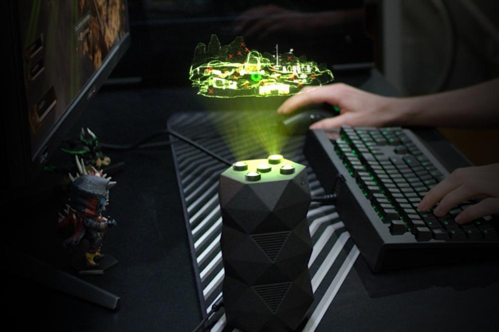 geforce ron enhanced gaming 2560 dl@2X NVIDIA打造首款全息影像數位助理服務「R.O.N.」