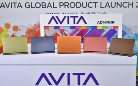 全新ADMIROR系列帶來共5款破格配色,打破市場對輕巧型手提電腦的想像,配上個性穿搭,讓所有用家都能展現懾人魅力。 AVITA新筆電採用哥德式建築設計為發想
