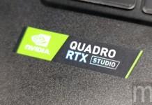IMG 20190527 154306 NVIDIA提出RTX Studio設計,讓工作站筆電也能變得輕薄、效能更高