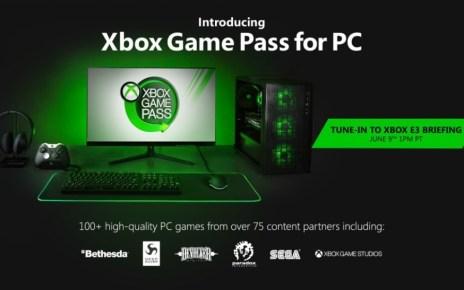XGP PC Announce Comp HERO hero 微軟將推PC版Xbox Game Pass訂閱服務,開放更多遊戲於Steam上架銷售