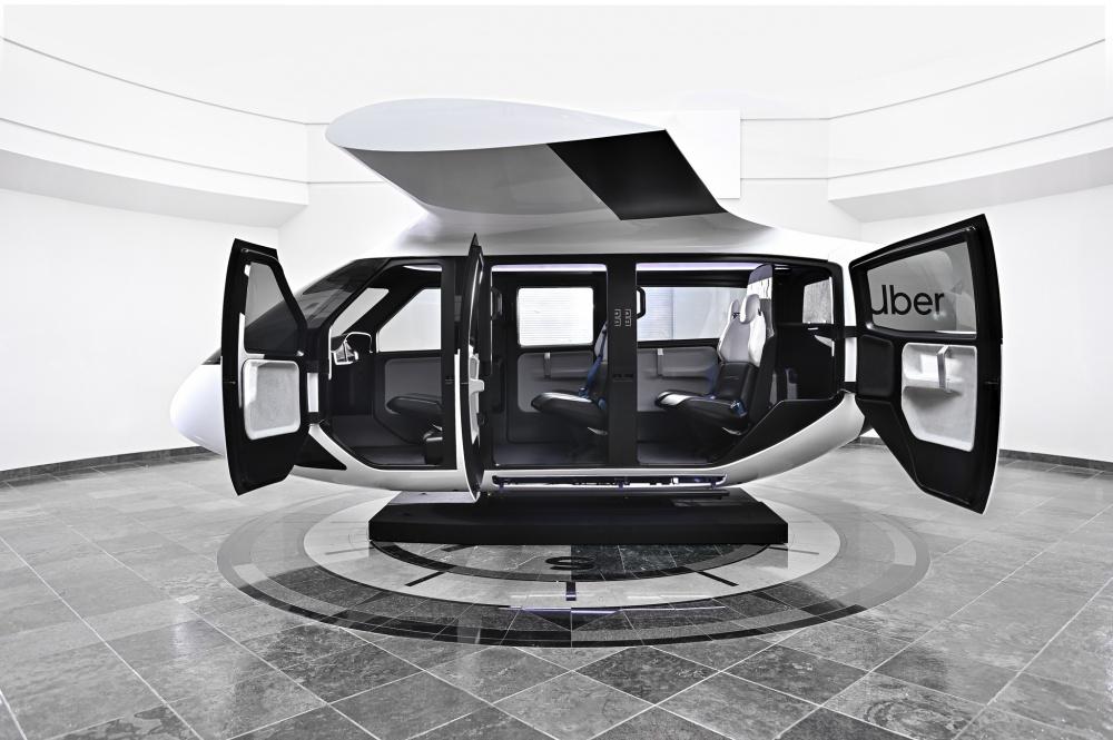 2 1 Uber揭曉uberAir載具、機艙參考設計,將擴展至澳洲墨爾本測試服務