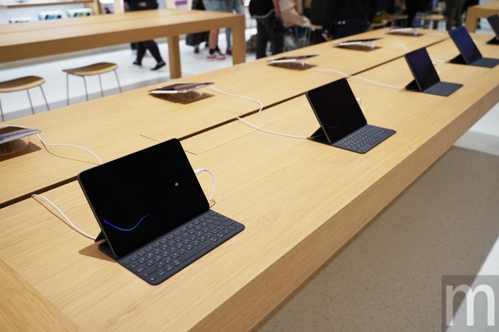 25 蘋果台灣首間旗艦店「Apple 信義 A13」內部陳設搶先看