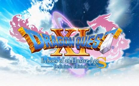《勇者鬥惡龍XI 尋覓逝去的時光 S》確定9/27登上Switch平台