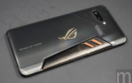 ROGP 01 1 華碩確認將與騰訊遊戲合作,準備推出ROG Phone II