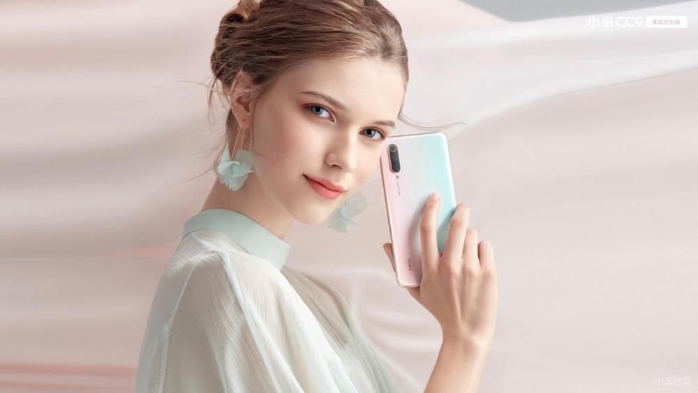 539bb1fab2b8d627b570946a70ab6ff3 1024x576 代號「小仙女」的小米CC9美圖定製版揭曉,100%導入美圖美顏技術