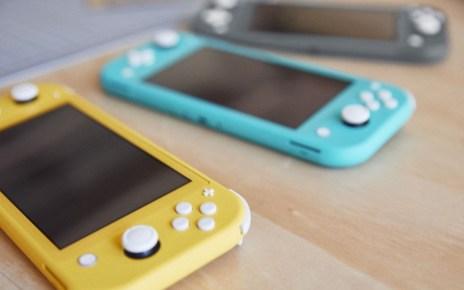 lite photo 02 Nintendo Switch Lite正式揭曉,台灣地區預計9/20與全球同步推出
