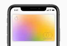 Apple Card available today card on iPhoneXs screen 082019 Apple Card開始開放所有美國用戶申辦,最快1分鐘核卡
