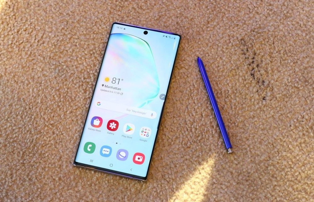 IMG 6425 Galaxy Note 10首度拆分兩種尺寸,強化S Pen與相機功能、更高螢幕顯示佔比