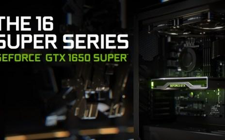 07 GeForce GTX 1650、1660也加入「SUPER」系列顯示卡行列