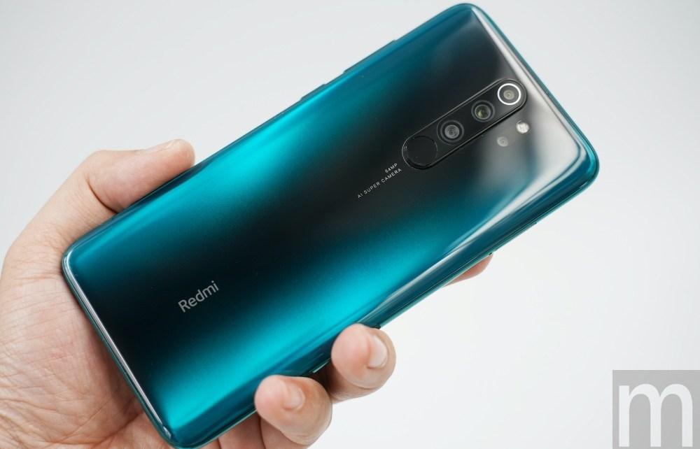 DSC05591 動手玩/主打6400萬畫素相機、遊戲功能的Redmi Note 8 Pro