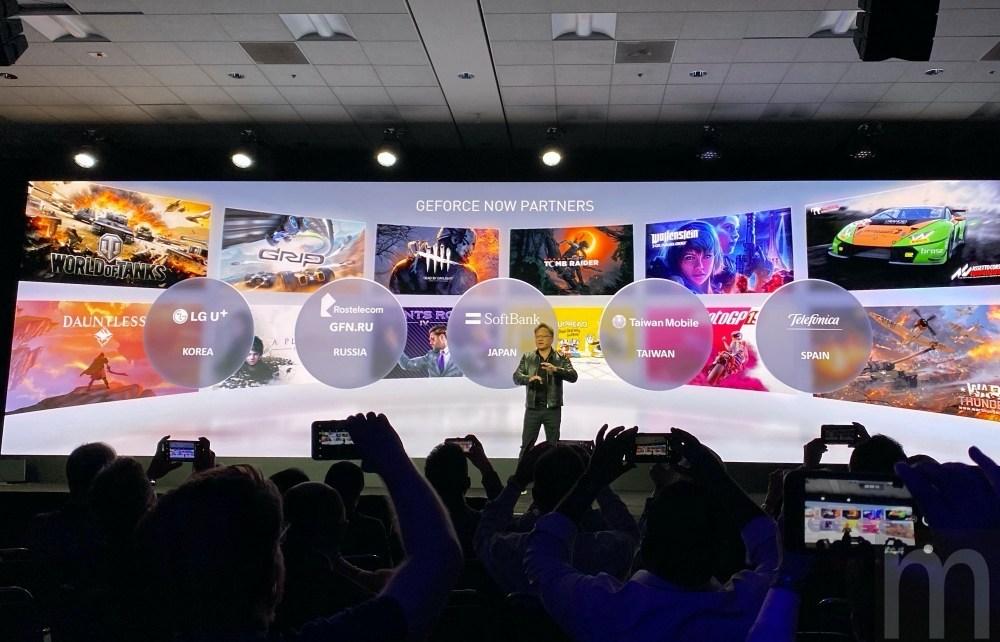 IMG 9214 NVIDIA遊戲串流服務GeForce Now攜手更多電信業者,其中包含台灣大哥大
