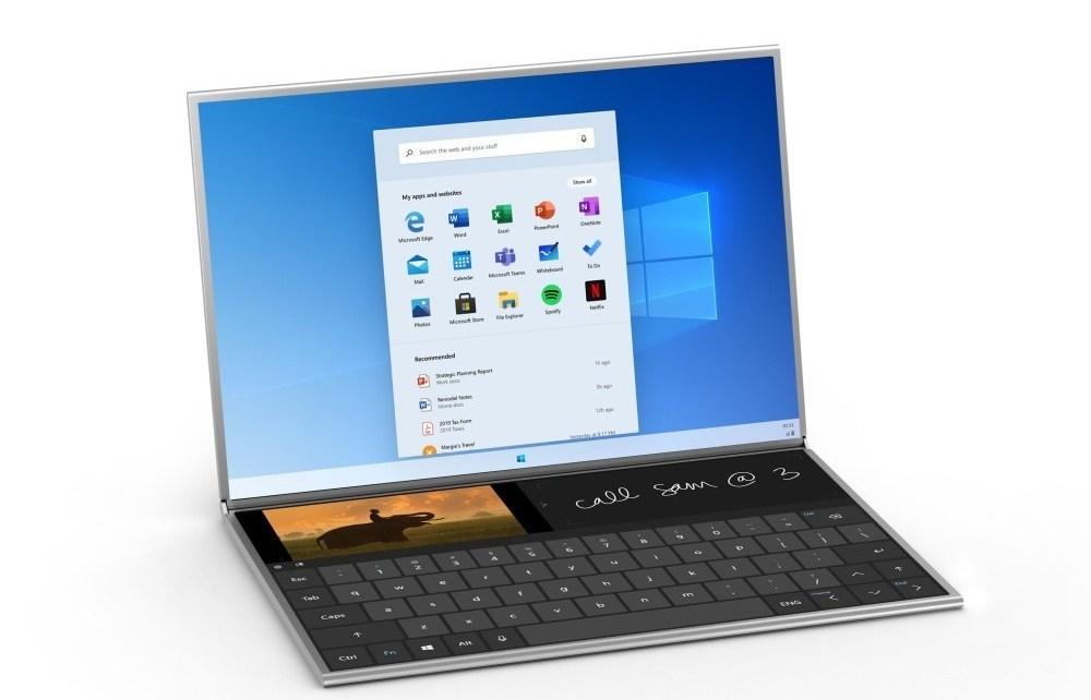 SurfaceNeo 4 2 相關消息顯示Windows 10X將可相容眾多裝置使用,不僅侷限雙螢幕設計