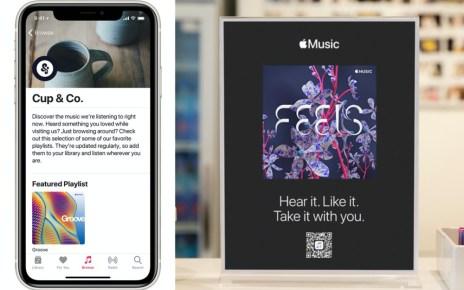 Home Header Engagement KeeptheMusicGoing 110719 side 蘋果開始向店家推廣使用Apple Music吸引客戶、增加通路消費氣氛